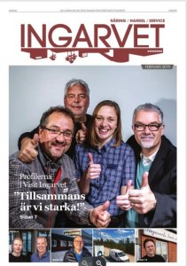 Tidningen Ingarvet