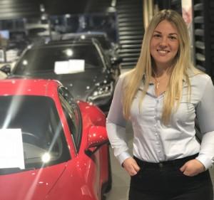 Anna Hult Porsche Service Center Haninge K3