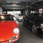 Porsche Service Center Haninge köper in Porsche