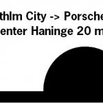 20 min Stockholm Haninge