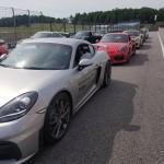 Porsche Service Center Haninge Trackday Gelleråsen 2020