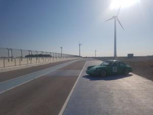 2021 Porsche Service Center Haninge på Gotland ring